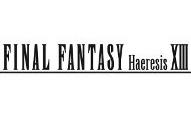 Final Fantasy 13 (FFXIII) - Haeresis