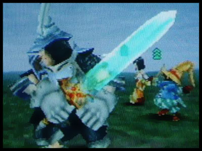 Final fantasy ix excalibur 2